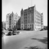 Windsor Apartments, intersection of 7th Street and South Catalina Street, Los Angeles, CA, 1927
