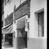 Baine Studio Apartments, 6605 Hollywood Boulevard, Los Angeles, CA, 1927