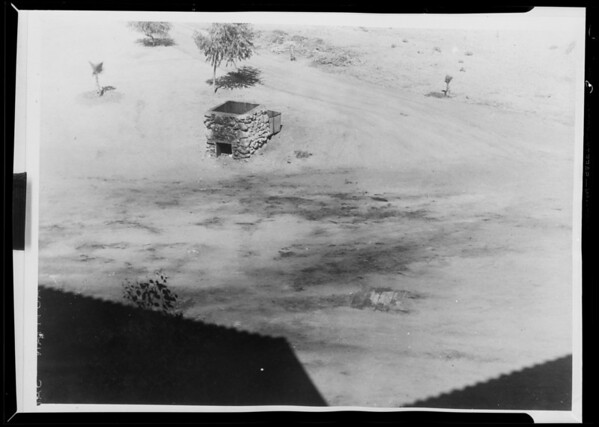 Road scenes, Southern California, 1940