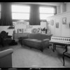 Department store photo studio, Los Angeles, CA, 1926