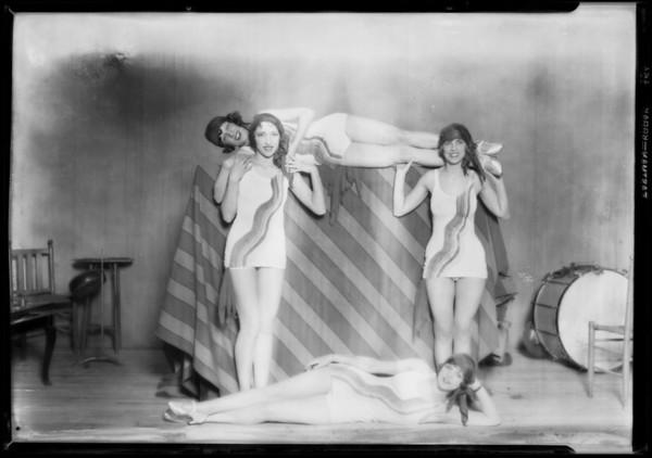 Shots at Music Box, Los Angeles, CA, 1927
