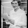 Heart of the home & portraits of teachers of home economics, Southern California, 1936