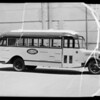 Citizens Transit Company bus, Southern California, 1936