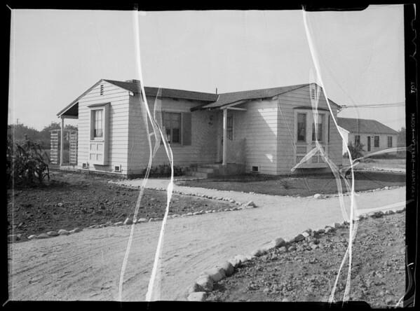 Publicity, Granada properties, Los Angeles, CA, 1935