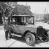 Yellow Cab, L. S. Gillham Company, Southern California, 1927