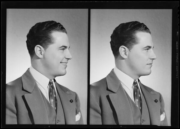 W.M. G. Hebenstruk Jr., Southern California, 1940
