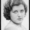 Portraits, Southern California, 1935