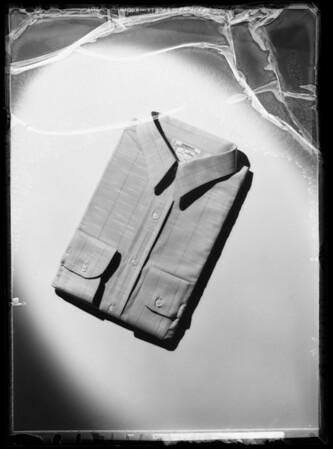 Shirt, Southern California, 1935