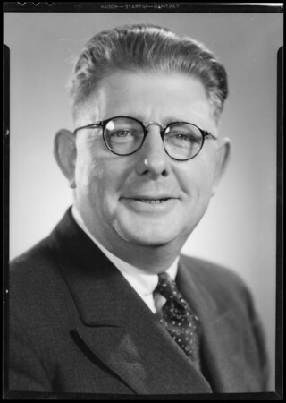 Mr. H.A. Ripe, Southern California, 1935