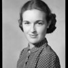 Portraits of Mrs. Griffin, Mrs. Westphal, Mrs. Rohrbaugh, Los Angeles, CA, 1940