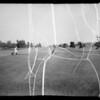 Sunset Golf Fields fairway, Southern California, 1935