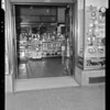 Entrance to Owl Drug Store at 6290 Hollywood Boulevard, Los Angeles, CA, 1940