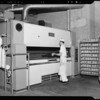 Supreme Bakery oven, 405 North San Fernando Road, Los Angeles, CA, 1940