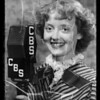 Bette Davis, Southern California, 1936