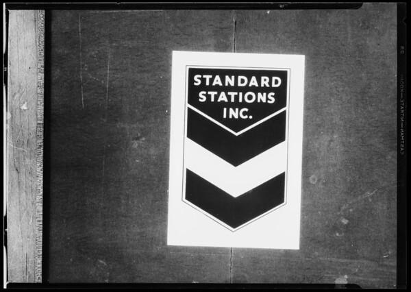 Service visiomatic, Southern California, 1936