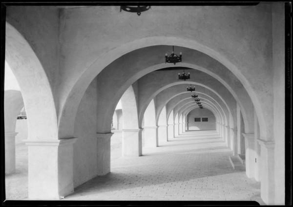 Playhouse, San Gabriel, CA, 1927