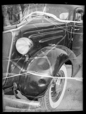 Chevrolet, Samuel Weil, owner, Southern California, 1935