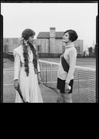 L.A. Tennis Club, Southern California, 1926