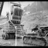 Bonneville Dam, Oregon, 1935