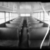 Alhambra City Schools bus, Southern California, 1936