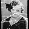 Portrait of Mrs. Phillips, Southern California, 1936