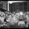 Mr. Stransberger in office, Los Angeles, CA, 1926