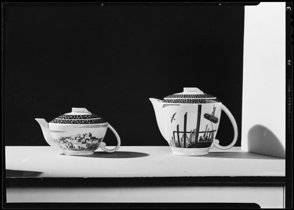 """Our America Pottery"", Southern California, 1940"