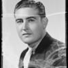 Portrait of C. S. Scherer, Southern California, 1935