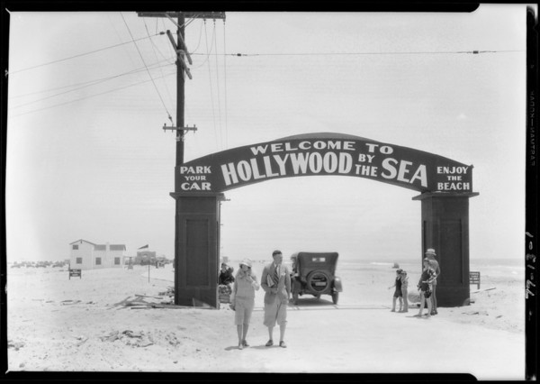Hollywood by the Sea, Oxnard, CA, 1927