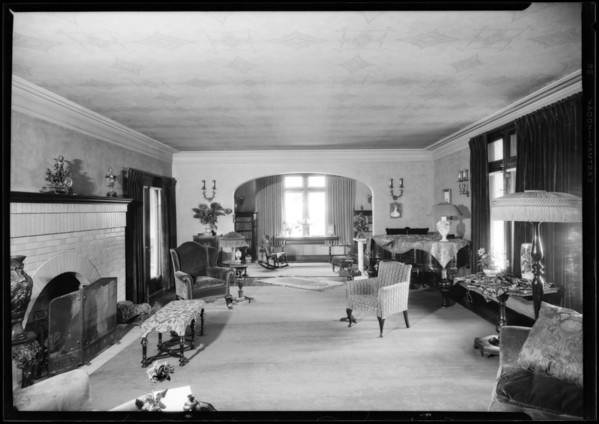 Home - 116 North Rossmore Avenue, Los Angeles, CA, 1926