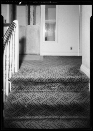 Stairway, Southern California, 1935