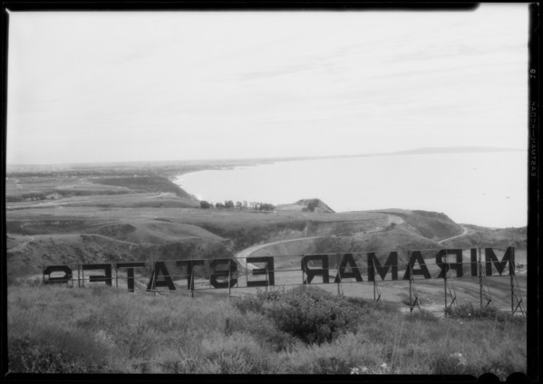 Castellammare - Santa Monica, CA, 1926