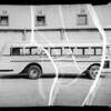 Anaheim Elementary School bus, Southern California, 1936
