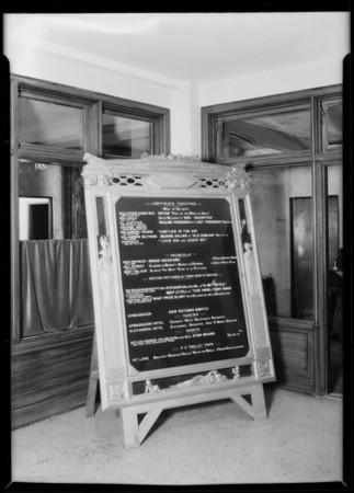 Ambassador Hotel, Los Angeles, CA, 1926