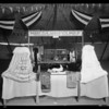 Rabbit booth at Riverside Fair, Southern California, 1926