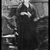 Lucille La Verne portrait, Southern California, 1927