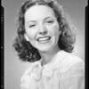 Model, Catherine Chouning, Southern California, 1940