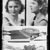 Various models for company files, Southern California, 1936