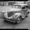 Willys sedan, 1119 North Mission Road, Los Angeles, CA, 1940