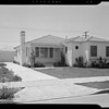 Homes, 3810 Cherrywood Avenue, 3853 Olmsted Avenue, Los Angeles, CA, 1940