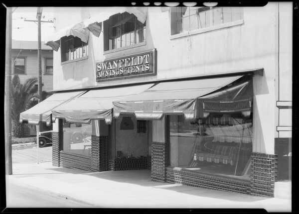 Store at 501 North Figueroa Street, Los Angeles, CA, 1931