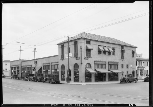 1204 Oak Grove Drive, Annandale, Los Angeles, 1925