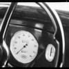 Crank case, spark plug, hard starting, Southern California, 1934