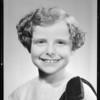 Her children, Mrs. M. Gottola, Southern California, 1934