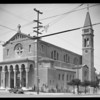 Churches and buildings, Southern California, 1926