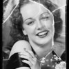 Close-ups of Marjorie Lane on Shell Chateau, Southern California, 1935