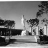 """A reproduction of Michelangelo's """"David"""" in Forest Lawn Memorial Park"""