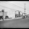 Western Avenue from 3rd Street to 10th Street [West Olympic Boulevard], Los Angeles, CA, 1927