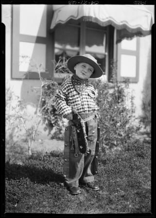Dancing pupils, individual shots, Southern California, 1926