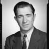 Portrait of L.R. Wilkins, Southern California, 1940